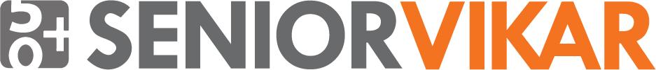 Seniorvikar logo - viden, erfaring og overblik
